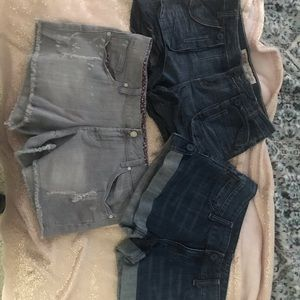 """Summer bundle of shorts 32"""" waist"""